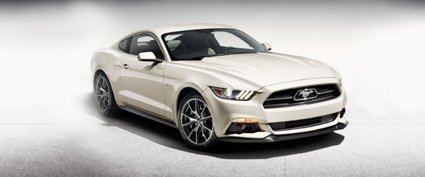 A Chance to Win a Ford Mustang